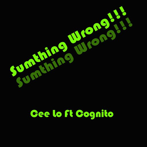 Cognito альбом Something Wrong