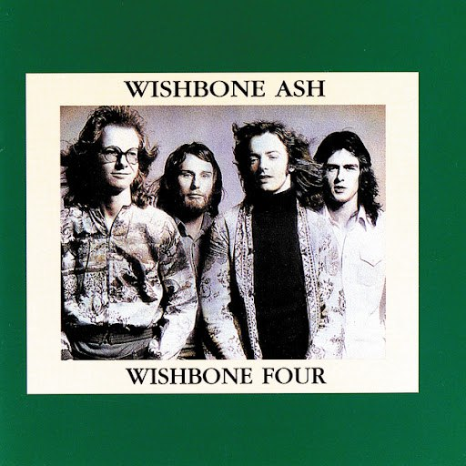 Wishbone Ash альбом Wishbone Four
