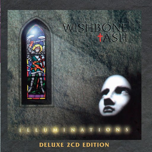 Wishbone Ash альбом Illuminations Deluxe 2cd Edition