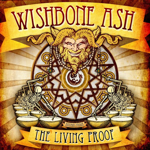 Wishbone Ash альбом The Living Proof