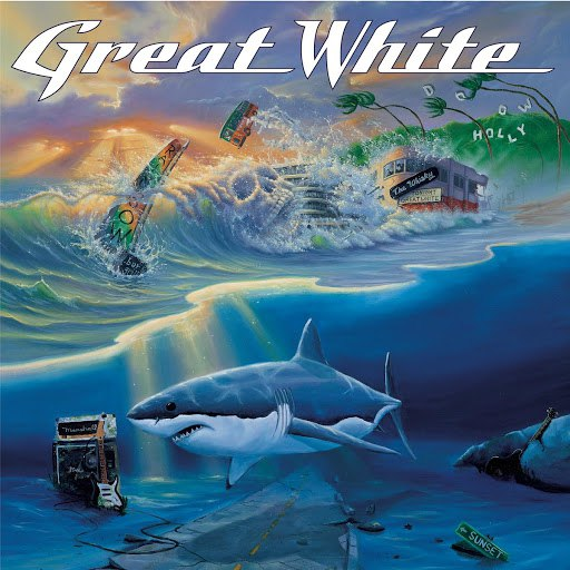 Great White альбом Can't Get There From Here