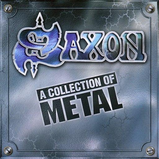Saxon альбом A Collection Of Metal