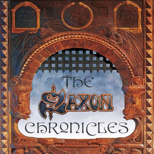 Saxon альбом The Chronicles - Rock 'n' Roll Gypsies Live