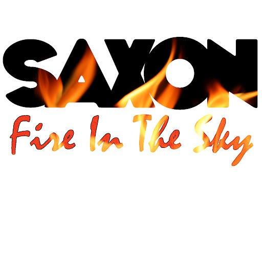 Saxon альбом Fire In the Sky