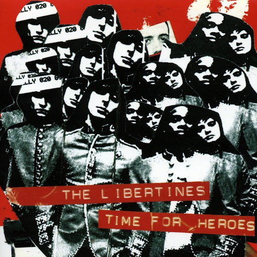 The Libertines альбом Time for Heroes