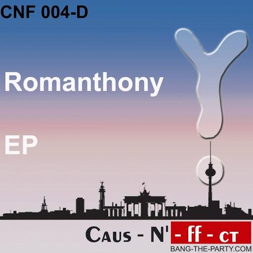 romanthony альбом EP
