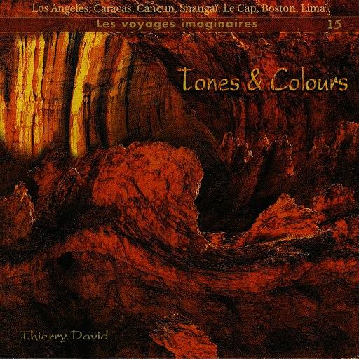 Thierry David альбом Tones & Colours