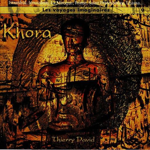 Thierry David альбом Khora