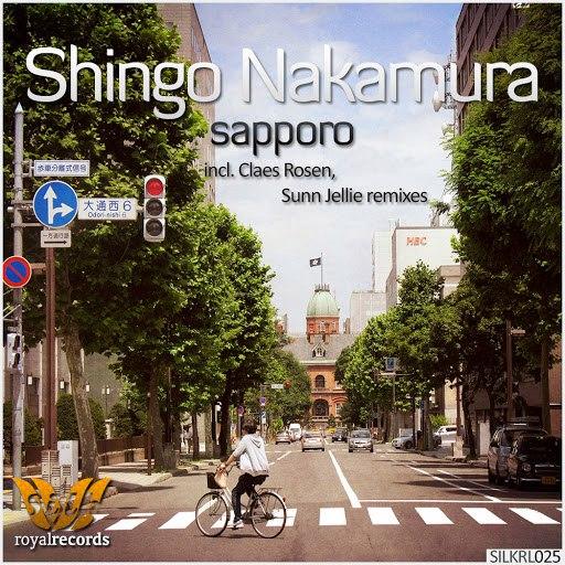 Shingo Nakamura альбом Sapporo