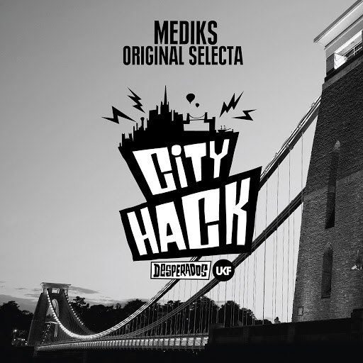 Mediks альбом Original Selecta