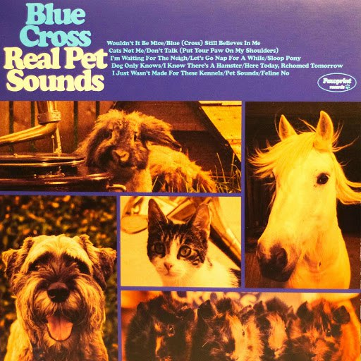 Blue Cross альбом Pet Sounds