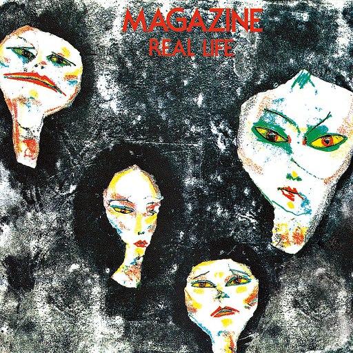 Magazine альбом Real Life
