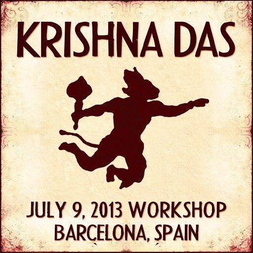 Krishna Das альбом Live Workshop in Barcelona, ES - 07/09/2013