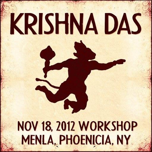 Krishna Das альбом Live Workshop in Phoenicia, NY - 11/18/2012