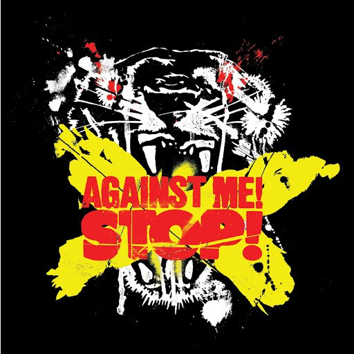 Against Me! альбом Stop!/Gypsy Panther