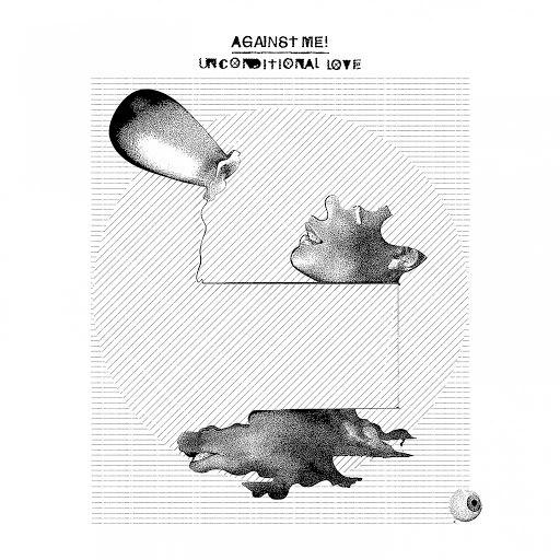 Against Me! альбом Unconditional Love