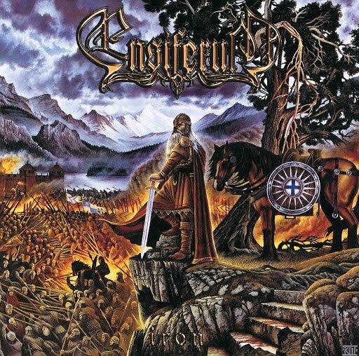 Ensiferum альбом Iron