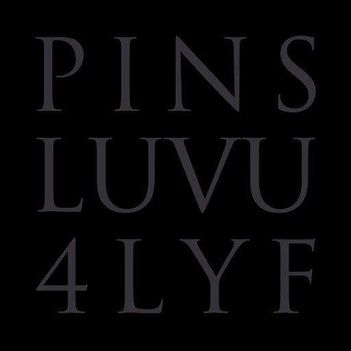 PINS альбом LUVU4LYF