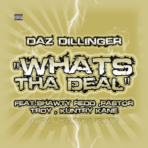Daz Dillinger альбом Whats tha Deal