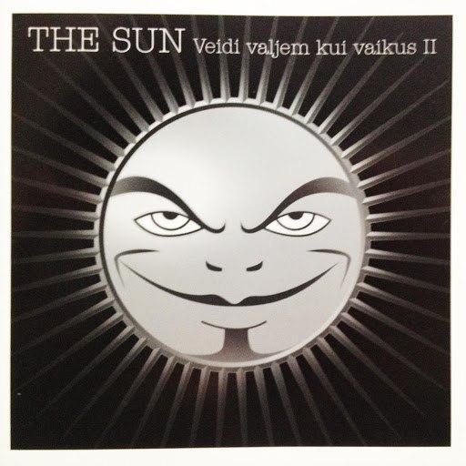 The Sun альбом Veidi Valjem Kui Vaikus II