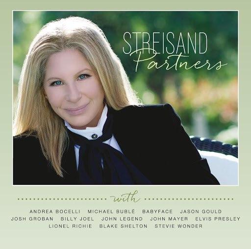 Barbra Streisand альбом Partners