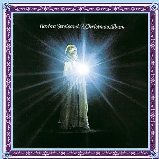 Barbra Streisand альбом A Christmas Album