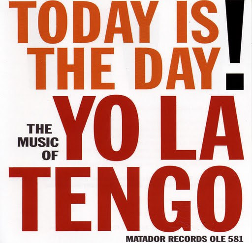 Yo La Tengo альбом Today Is The Day