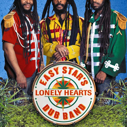 Easy Star All-Stars альбом Easy Star's Lonely Hearts Dub Band