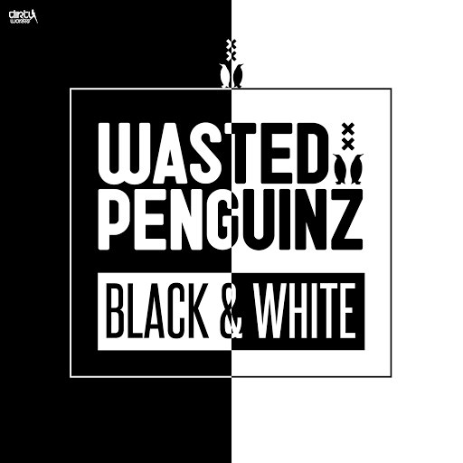Wasted Penguinz альбом Black & White