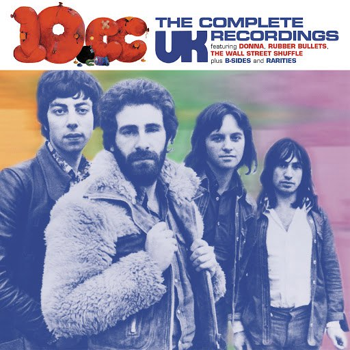 10CC альбом The Complete UK Recordings