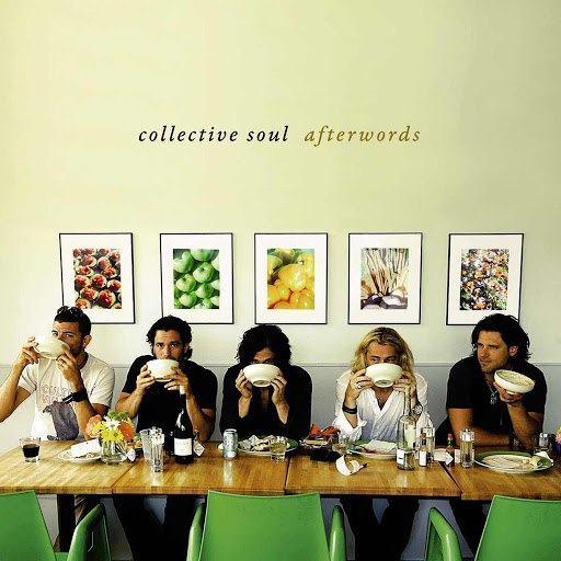 Альбом Collective Soul Afterwords