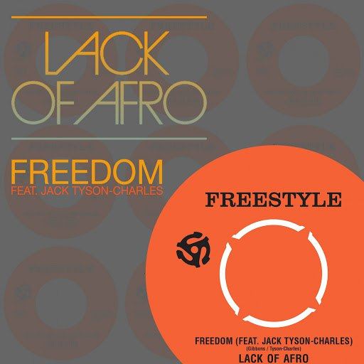 Lack Of Afro альбом Freedom