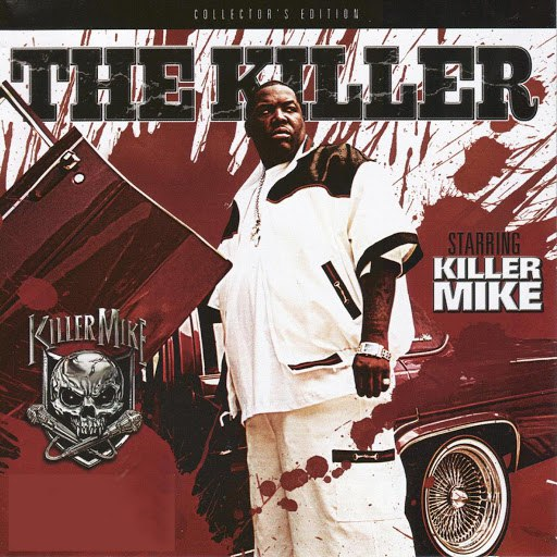 Killer Mike альбом The Killer (Parental Advisory)