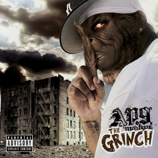 AP.9 альбом The Grinch