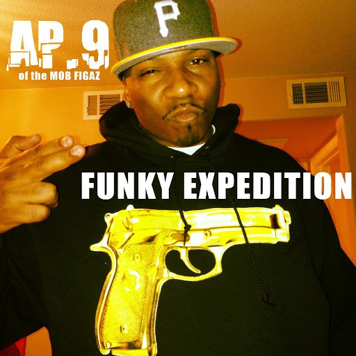 AP.9 альбом Funky Expedition