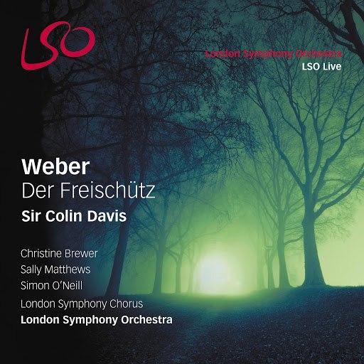 Carl Maria Von Weber альбом Weber: Der Freischütz