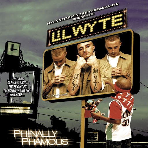 Lil Wyte альбом Phinally Phamous (New Amended Online Music)