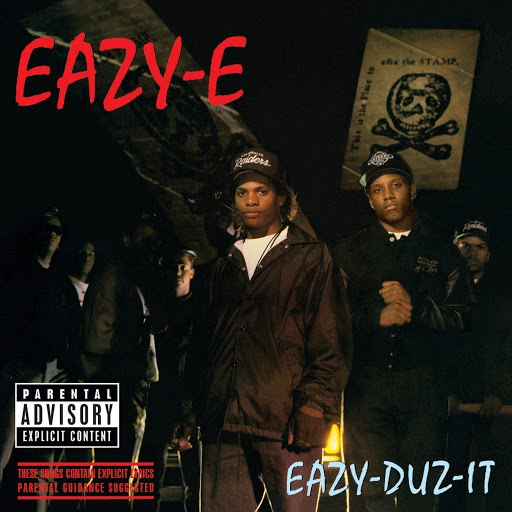 Eazy-E альбом Eazy-Duz-It