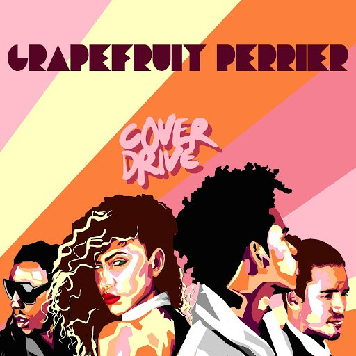 Cover Drive альбом Grapefruit Perrier