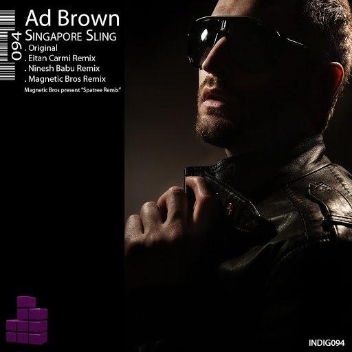 Ad Brown альбом Singapore Sling