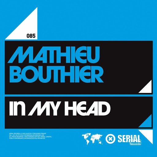 Mathieu Bouthier альбом In My Head (feat. Chaff)