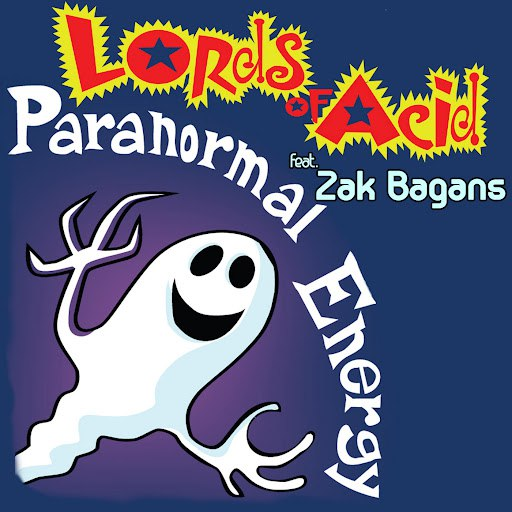 Lords of Acid альбом Paranormal Energy