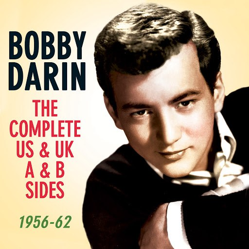 Bobby Darin альбом The Complete Us & Uk A & B Sides 1956-62