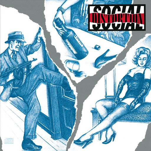 Social Distortion альбом Social Distortion