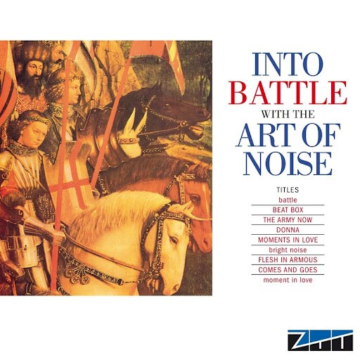 Art Of Noise альбом Into Battle (DeLuxe edition)