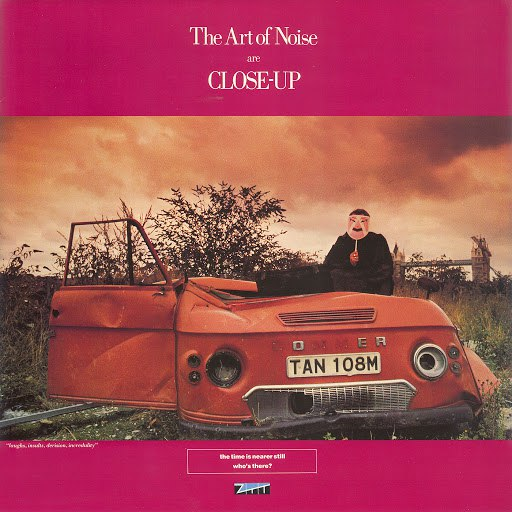 Art Of Noise альбом Close-Up