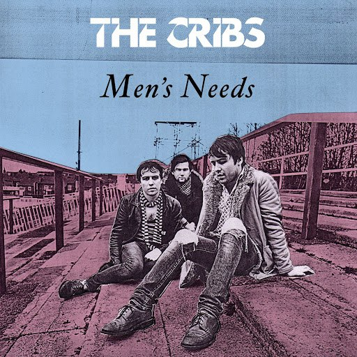 The Cribs альбом Men's Needs (DMD Maxi)