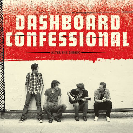 Dashboard Confessional альбом Alter The Ending