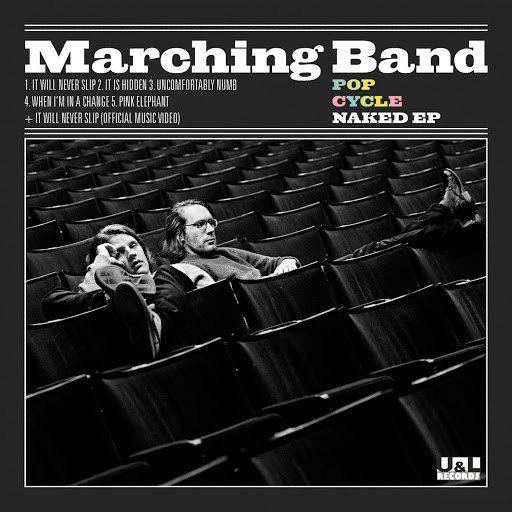 Marching Band альбом Pop Cycle Naked EP