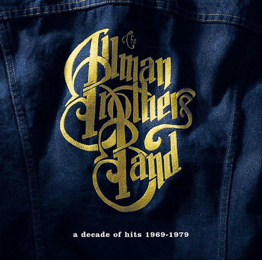 The Allman Brothers Band альбом A Decade Of Hits 1969-1979